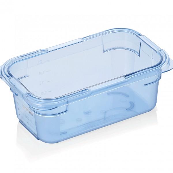 GN Behälter 1/4-100 mm, ABS, Premium+