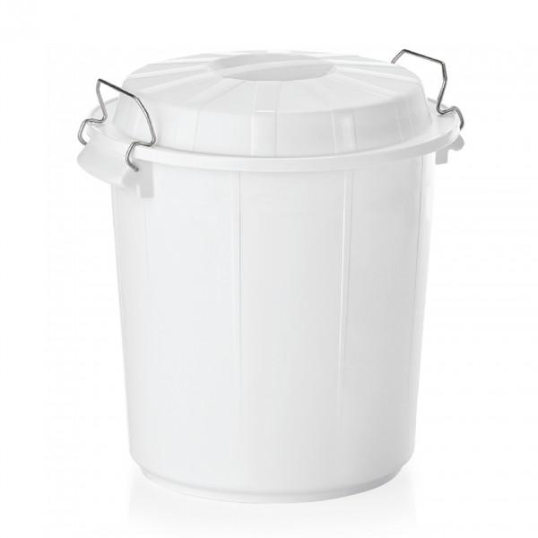 Zutaten-/Lagerbehälter, 50 ltr., Polyethylen