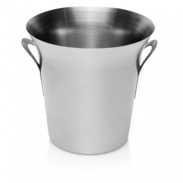 Eimer, Ø 13,5 cm, Chromnickelstahl