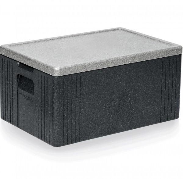 Thermotransportbehälter GN 1/1, 60 x 40 x 30 cm, EPP Kunststoff