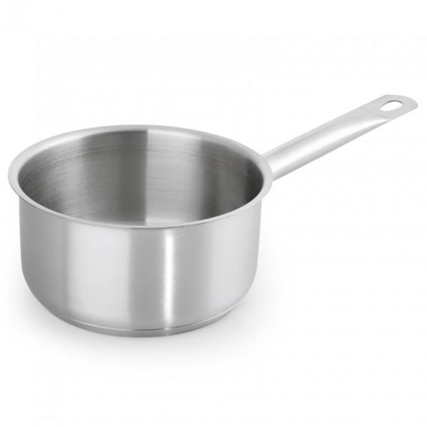 Flache Stielkasserolle, Ø 24 cm, 5,0 ltr.