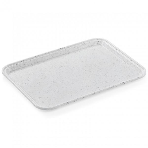 Tablett GN 1/2, hellgrau, Polyester