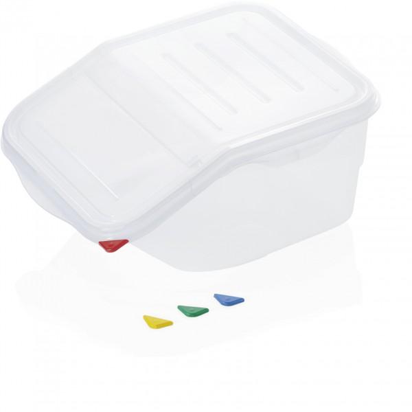 Zutaten-/Lagerbehälter HACCP, 16 ltr., Polypropylen