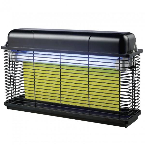 Insektenvernichter, 50 x 13 x 31 cm, ABS Kunststoffgehäuse/Draht beschichtet