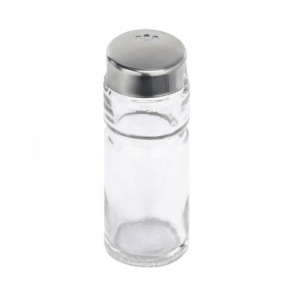 Salz-/Pfeffersteuer, 8,5 cm, Glas