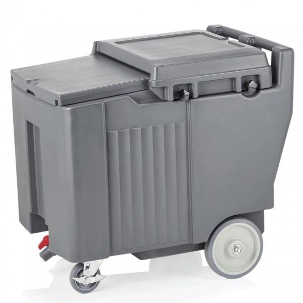 Ice-Caddy, 110 ltr., 79 x 60 x 74 cm, Kunststoff mit PU-Isolierung
