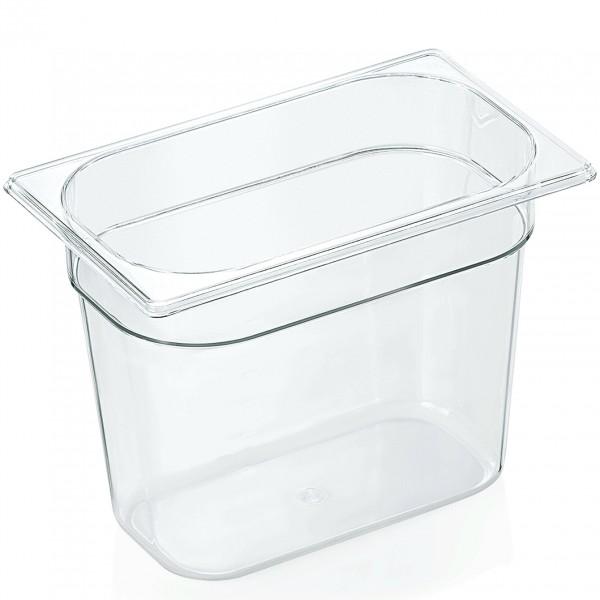 GN Behälter 1/4-200 mm, Polycarbonat