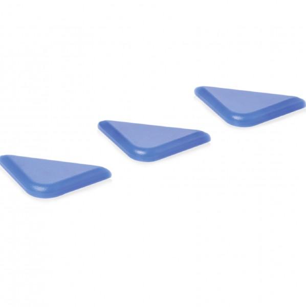 Markierungsclip HACCP, blau, für Serie 89