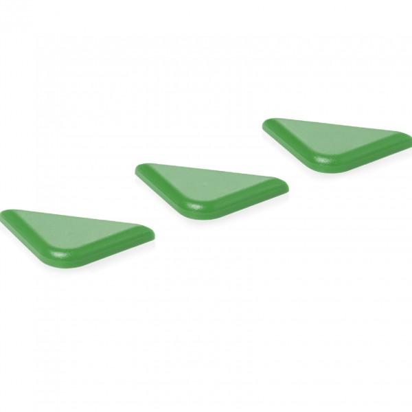 Markierungsclip HACCP, grün, für Serie 89