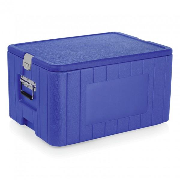 Thermotransportbehälter, 63 x 46 x 35,5 cm, Polyethylen