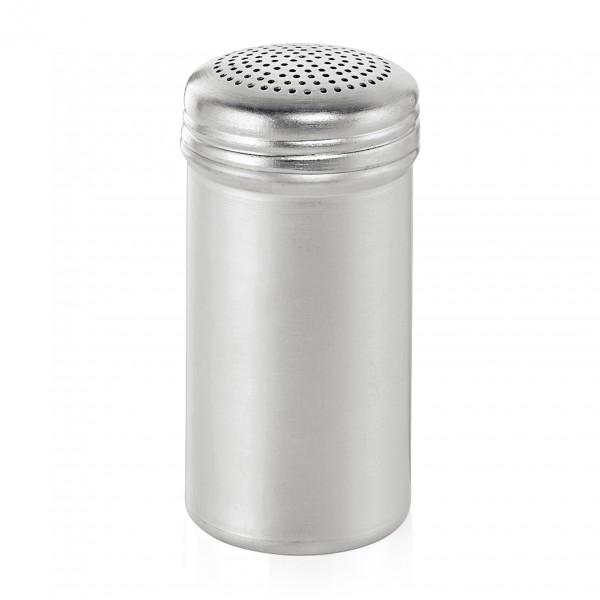 Salzstreuer, 12,6 cm, Aluminium