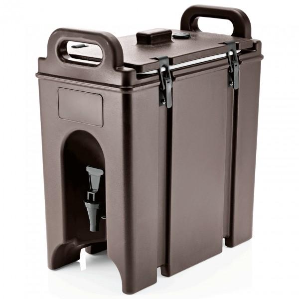 Thermogetränkebehälter, 9,5 ltr., Kunststoff mit PU-Isolierung