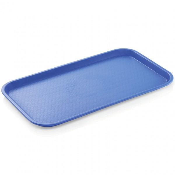 Tablett GN 1/1, dunkelblau, Polypropylen