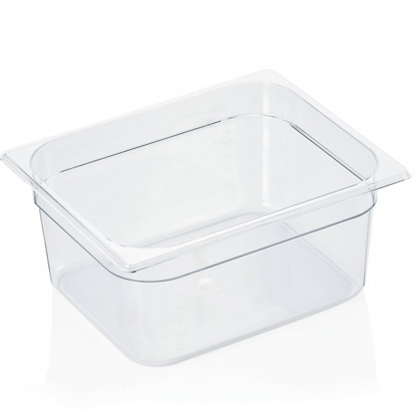 GN Behälter 1/2-150 mm, Polycarbonat