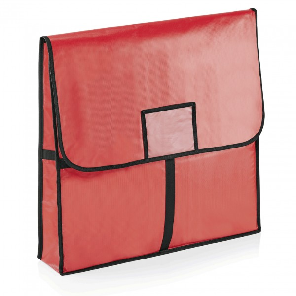 Isoliertasche, 58 x 58 x 11 cm, Kunststoffgewebe mit Aluminiumkaschierung