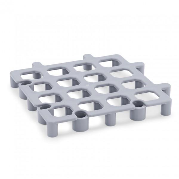 Floor Rack-System, 33 x 33 x 4 cm, Polypropylen