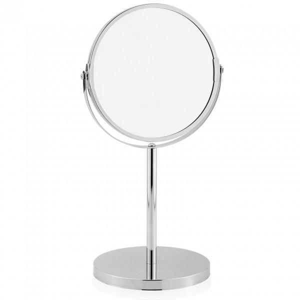 Kosmetikspiegel, Ø 17 cm, verchromt