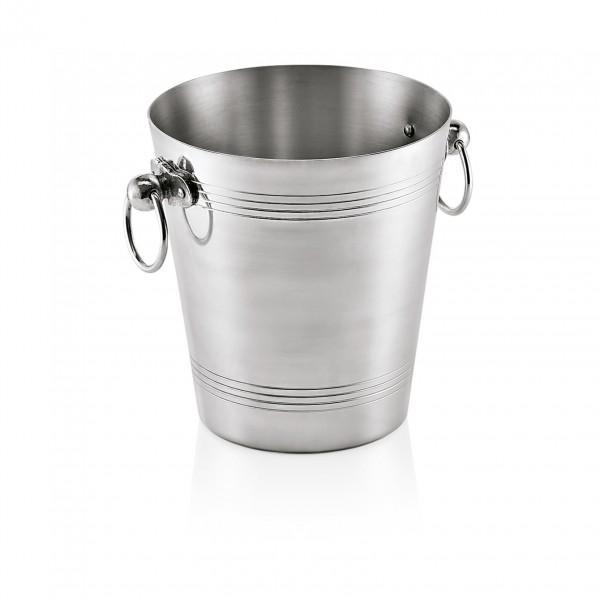 Flaschenkühler, Ø 18,5 cm, 20 cm, Aluminium