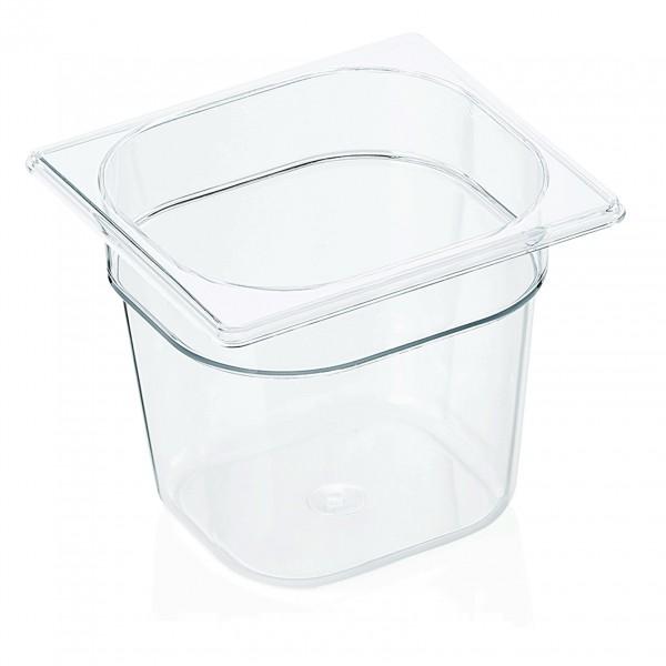 GN Behälter 1/6-150 mm, Polycarbonat