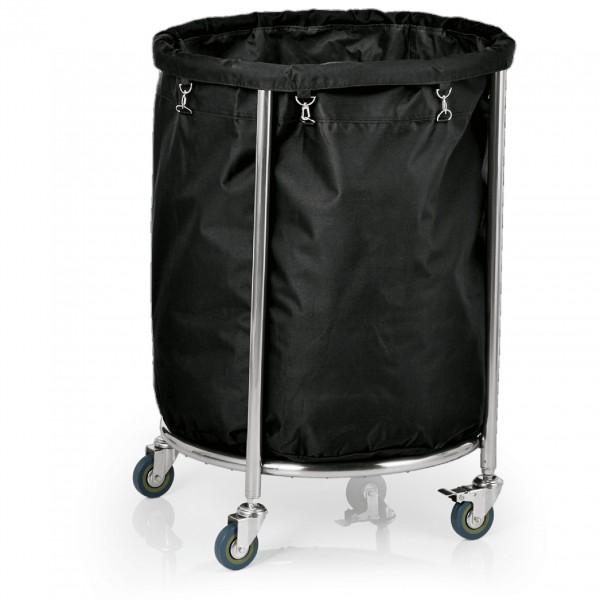Ersatzwäschesack für Wäschewagen 4421 604, schwarz