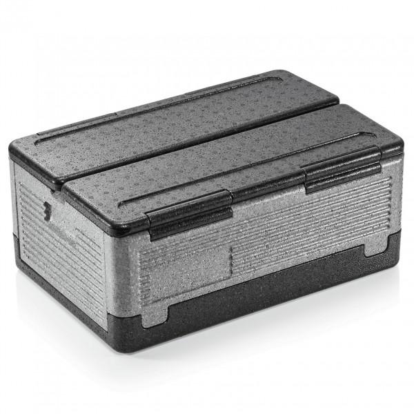 Thermotransport Klappbox GN 1/1, 60 x 40 x 25 cm, EPP Kunststoff