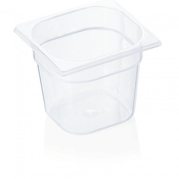 GN Behälter 1/6-150 mm, Polypropylen