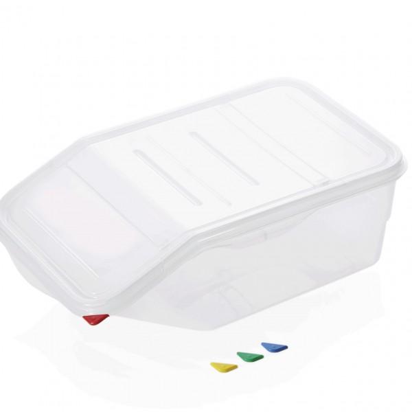 Zutaten-/Lagerbehälter HACCP, 22,5 ltr., Polypropylen