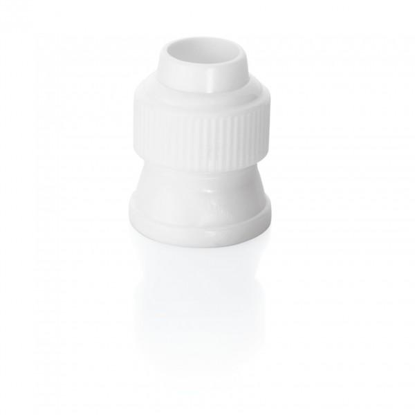 Kupplung für Spritztüllen, kleine Ausführung, Kunststoff
