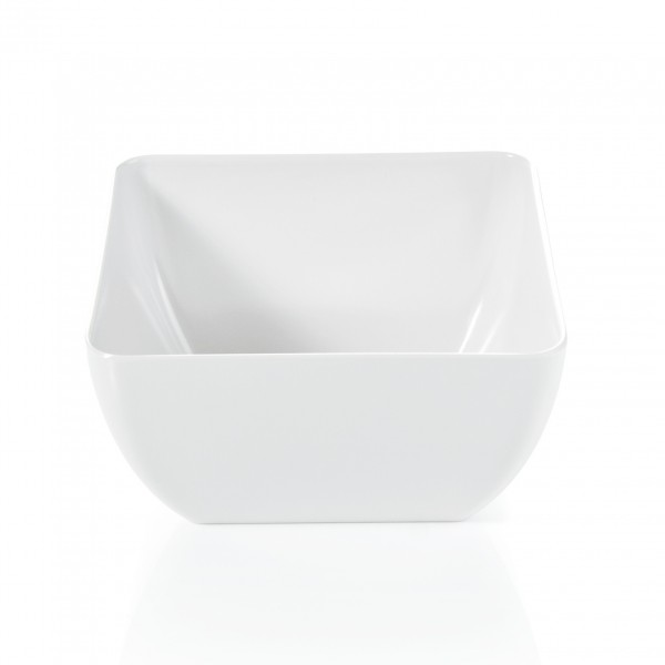 Schale, 5,0 ltr., 24 x 24 x 12,5 cm, Melamin