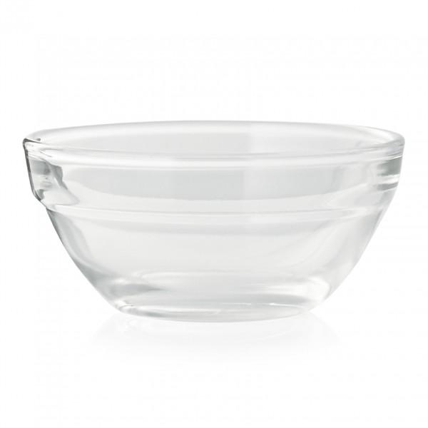 Schüssel, Ø 6,0 cm, gehärtetes Glas