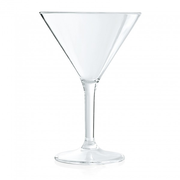 Martiniglas, 0,30 ltr., Polycarbonat