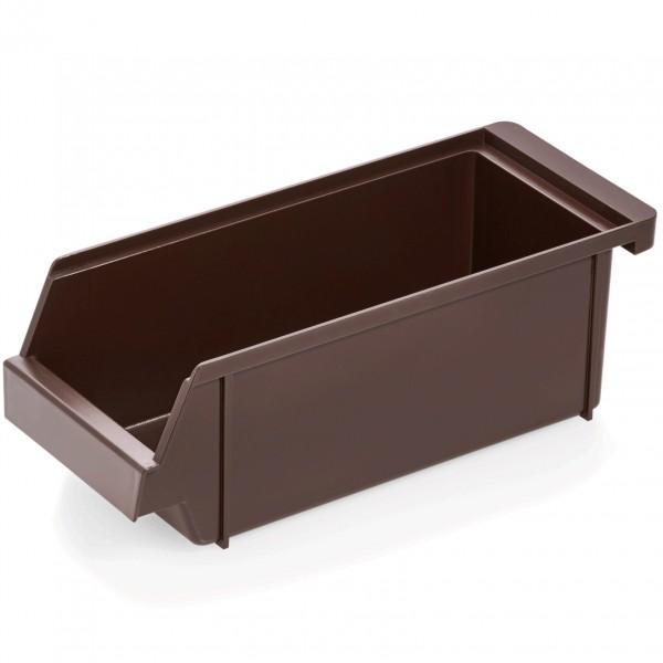 Stapelkasten, 30,5 x 12,5 x 10,5 cm, Polyethylen