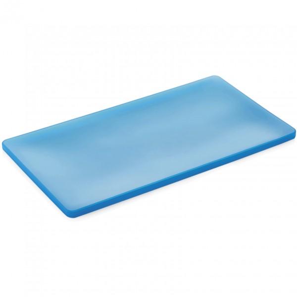 Flexsil Deckel GN 1/9, blau