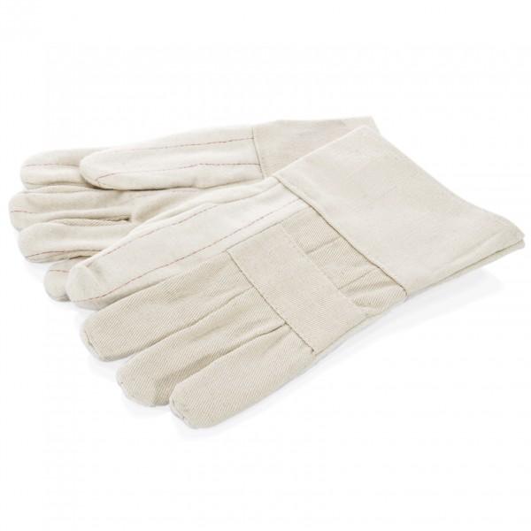 Hitzefingerhandschuhe, 2-teilig, 30 cm, Baumwolle
