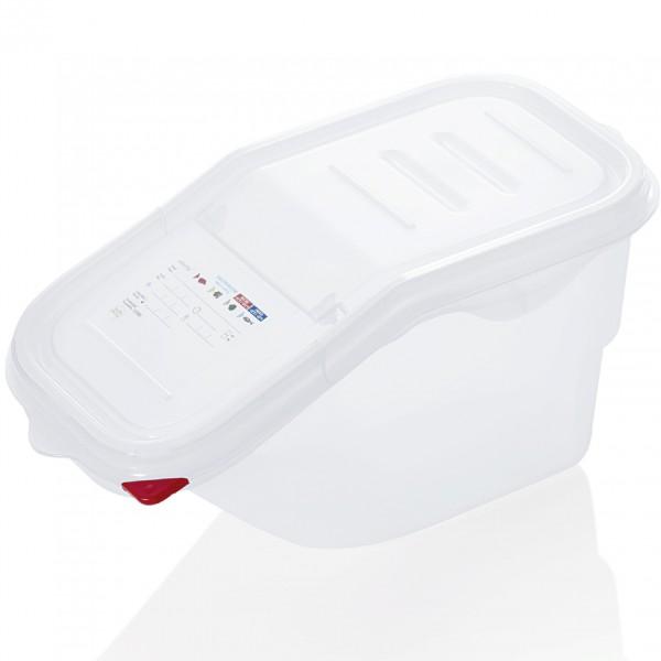 Zutaten-/Lagerbehälter HACCP, 7,0 ltr., Polypropylen