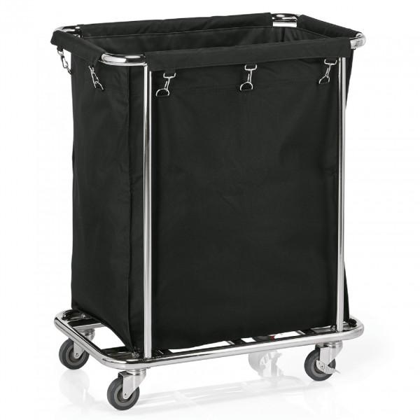Ersatzwäschesack für Wäschewagen 4421 006, schwarz