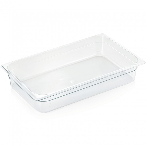 GN Behälter 1/1-100 mm, Polycarbonat