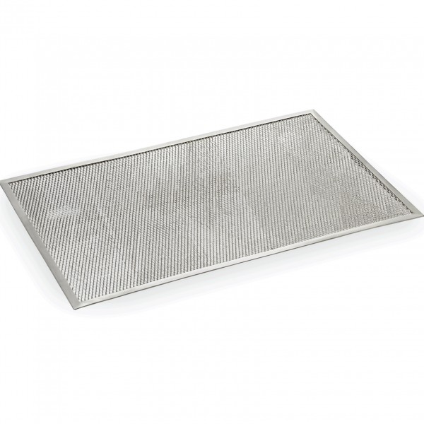 Pizza Screen, 60 x 40 cm, Aluminium