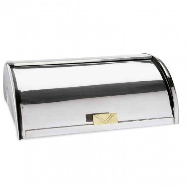 Roll Top Deckel mit Messinggriff