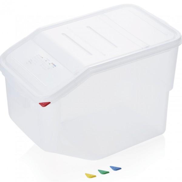Zutaten-/Lagerbehälter HACCP, 50 ltr., Polypropylen