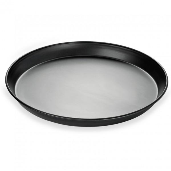 Pizzablech, Ø 30 cm, Blaublech