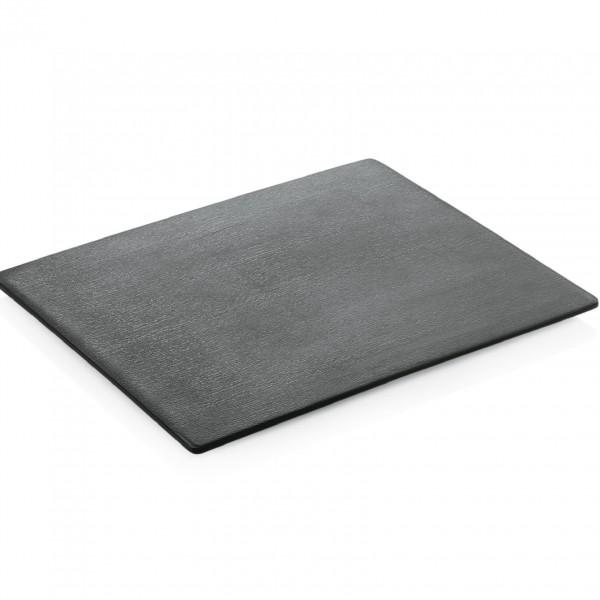 Platte GN 1/2, schwarz, Melamin