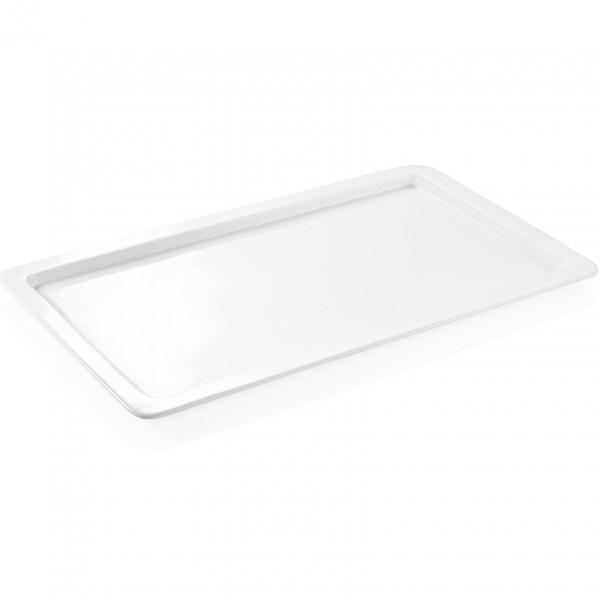 Platte GN 1/1-010 mm, Porzellan