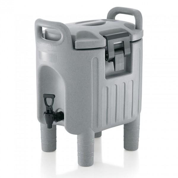 Thermogetränkebehälter, 7,5 ltr., Kunststoff mit PU-Isolierung