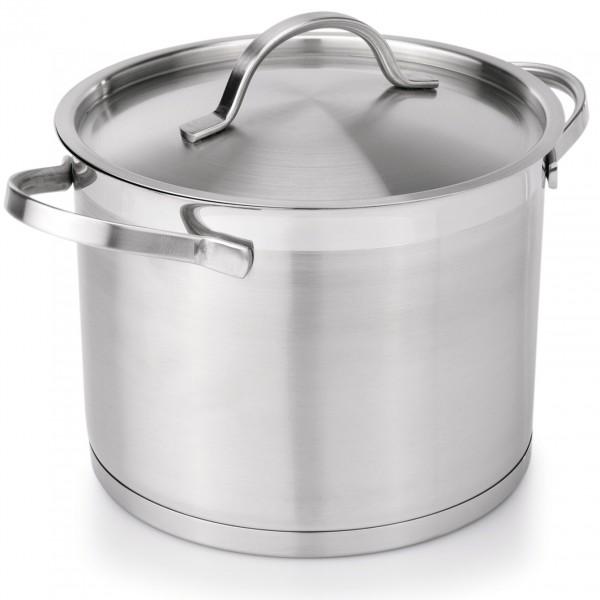 Suppentopf mit Deckel, Ø 20 cm, 4,8 ltr.