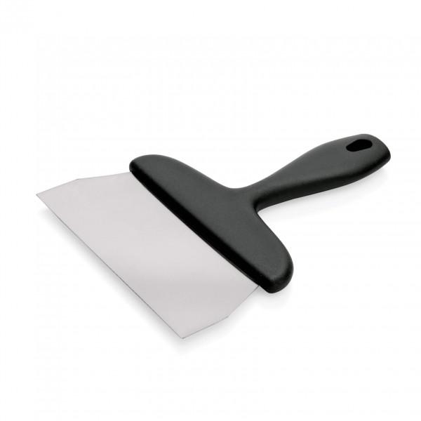 Spachtel mit ABS Kunststoffgriff, 20,5 cm, Edelstahl