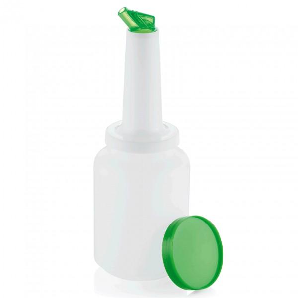 Dosier- & Vorratsflasche, 2,0 ltr., grün, Polypropylen
