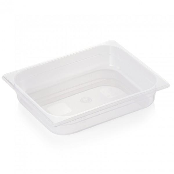 GN Behälter 1/2-065 mm, Polypropylen