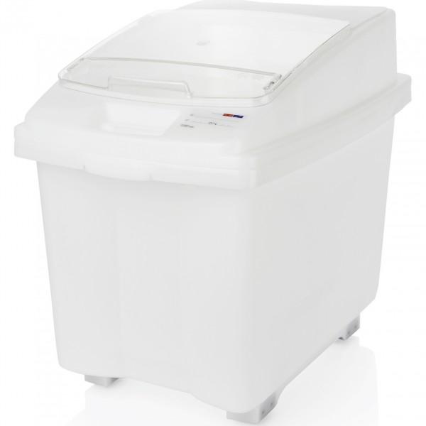 Zutaten-/Lagerbehälter HACCP, 100 ltr., 70 x 46 x 57,5 cm, HDPE