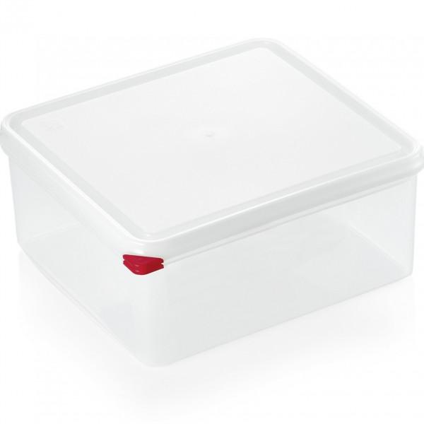 GN Behälter 2/3-150 mm, mit Deckel, Polypropylen